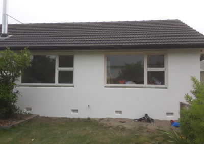 exterior plaster